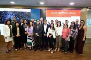 SIMMMEL participa do  Benchmarking Sindical em Fortaleza/CE